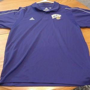 Western Illinois Polo Shirt Large